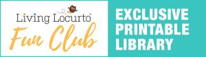 Living Locurto Fun Club Exclusive Printable Library